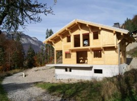 Beatifully situated chalet