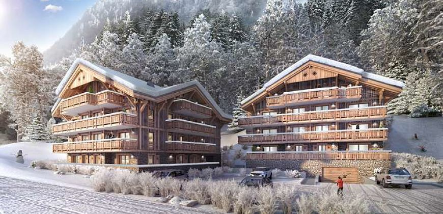Luxury newbuild apt
