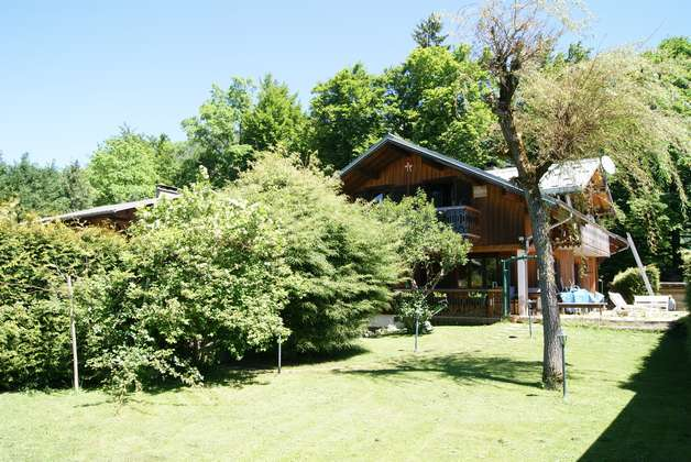 Chalet with large garden - Real estate agents based in Morzine and ...