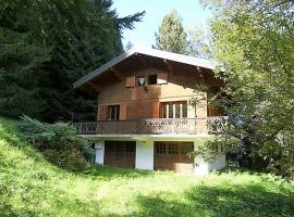 Chalet ideal for renovation