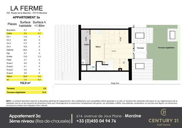 Apt 3aniv 3 Real Estate Agents Based In Morzine And Les Gets
