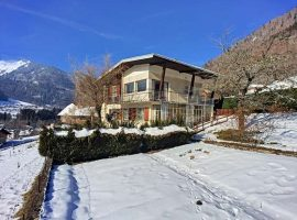 Chalet with potential