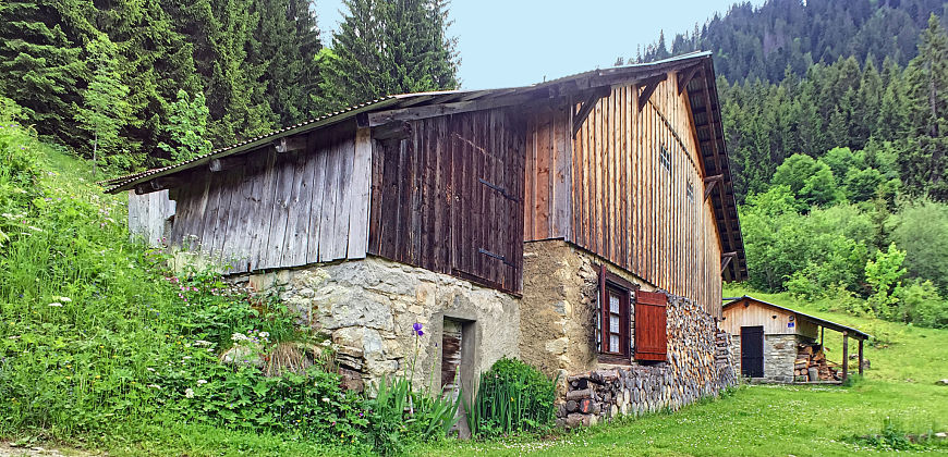 Beautiful chalet d'Alpage