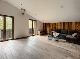 Modern 3 bedroom apt