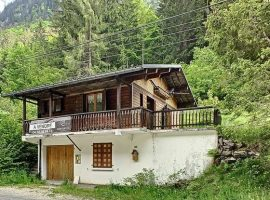 Chalet with planning permission
